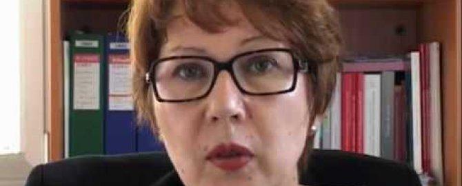 Michelle Clerget - Pour une coordination de l'offre de répit au service de l'aidant